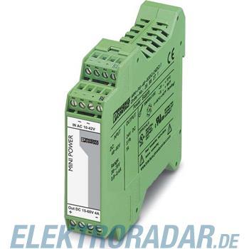 Phoenix Contact Einspeisemodul MINI-PS- 10 #2320199