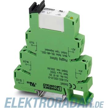 Phoenix Contact Relaismodul PLC-RPT- 24UC/21-21