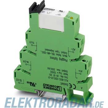 Phoenix Contact Relaismodul PLC-RPT-24UC/21-21AU