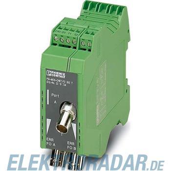 Phoenix Contact LWL-Umsetzer PSI-MOS-CNET/FO 850T