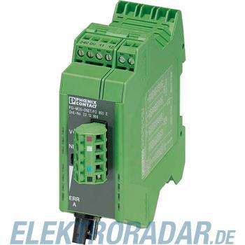 Phoenix Contact LWL-Umsetzer PSI-MOS-DNET/FO 850E