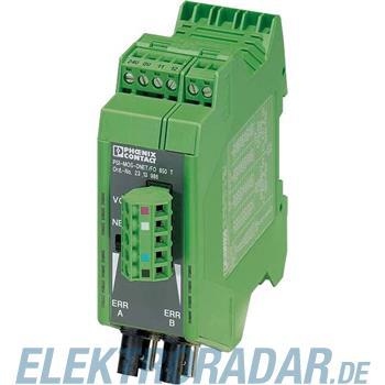 Phoenix Contact LWL-Umsetzer PSI-MOS-DNET/FO 850T