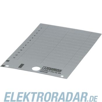 Phoenix Contact Kunststoffschild US-EMLP (11X9) SR