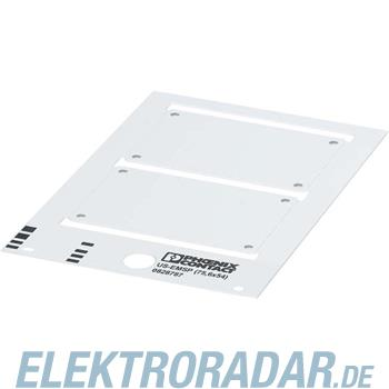 Phoenix Contact Gerätemarker US-EMSP (75,6X54) YE