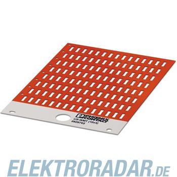 Phoenix Contact Kabelmarker US-WMT (10X4) RD