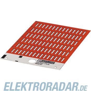 Phoenix Contact Kabelmarker US-WMT (15X4) RD