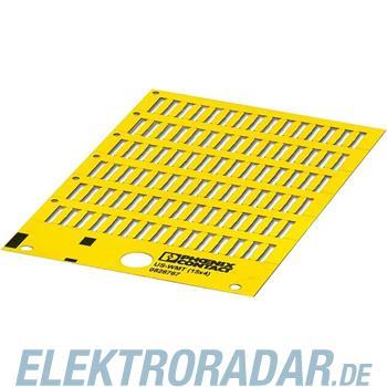 Phoenix Contact Kabelmarker US-WMT (15X4) YE