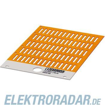 Phoenix Contact Kabelmarker US-WMT (18X4) OG
