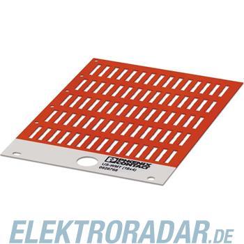 Phoenix Contact Kabelmarker US-WMT (18X4) RD
