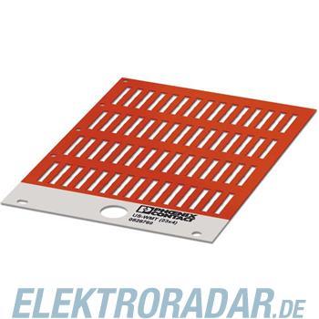 Phoenix Contact Kabelmarker US-WMT (23X4) RD