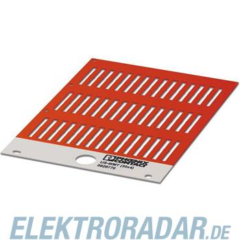Phoenix Contact Kabelmarker US-WMT (30X4) RD