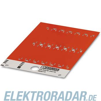Phoenix Contact Kabelmarker US-WMTB (44X15) RD