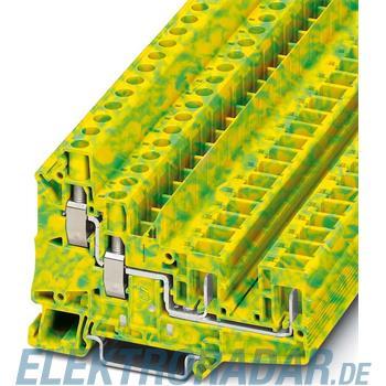 Phoenix Contact Schutzleiter-Reihenklemme UT 6-QUATTRO/2P-PE