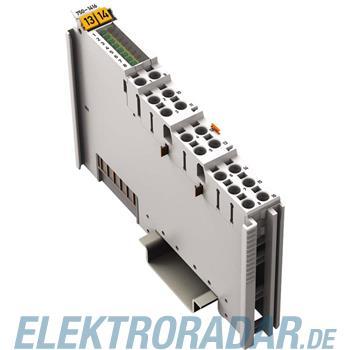 WAGO Kontakttechnik Digital Eingangsklemme 750-1416