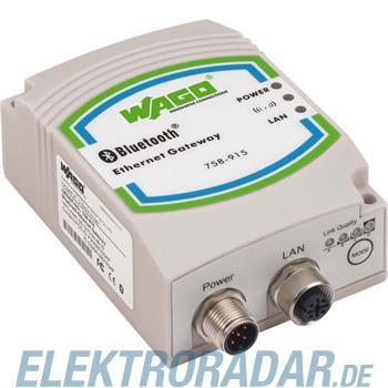 WAGO Kontakttechnik Ethernet Gateway 758-915