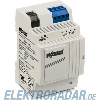 WAGO Kontakttechnik Stromversorgung DC18V/1,1A 787-1007