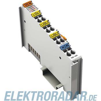WAGO Kontakttechnik Leistungsmessklemme 750-494
