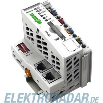 WAGO Kontakttechnik BACnet/IP Controller 750-831