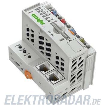 WAGO Kontakttechnik Feldbuscontroller 750-889