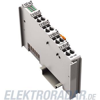 WAGO Kontakttechnik Digitale Eingangsklemme 750-436