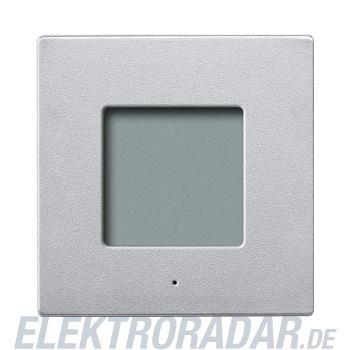 Merten Funk-Thermometer alu/bril 561360