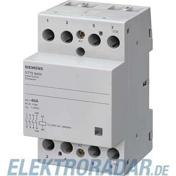 Siemens Installationsschütz 5TT5843-0