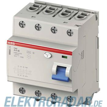 ABB Stotz S&J Fehlerstromschutzschalter F404A40/0.03