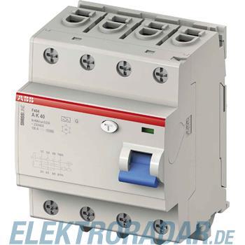 ABB Stotz S&J Fehlerstromschutzschalter F404A63/0.1