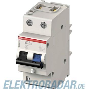 ABB Stotz S&J Fehlerstromschutzschalter FS401M-C13/0.01