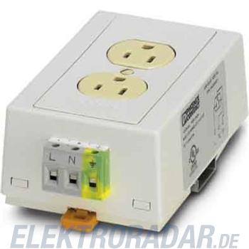 Phoenix Contact Steckdosen EM-DUO/120/15/GFI