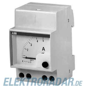 ABB Stotz S&J Analog-Amperemeter AMT 1-A AMT1-A1