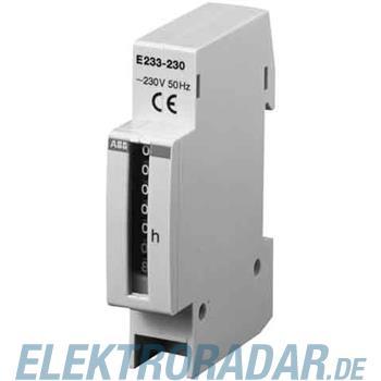 ABB Stotz S&J Betriebsstundenzähler E233-24/60HZ