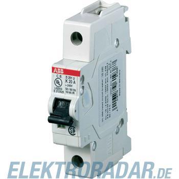ABB Stotz S&J Sicherungsautomat K-Char. S201U-K20