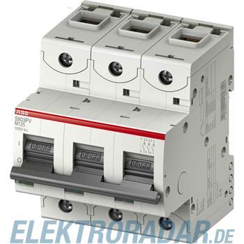ABB Stotz S&J Photovoltaik Strangschutz S804PV-S63
