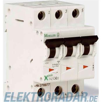 Eaton Leitungsschutzschalter FAZ-K40/3