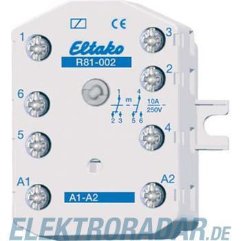 Eltako Schaltrelais, für Einbau u R81-002-24V DC