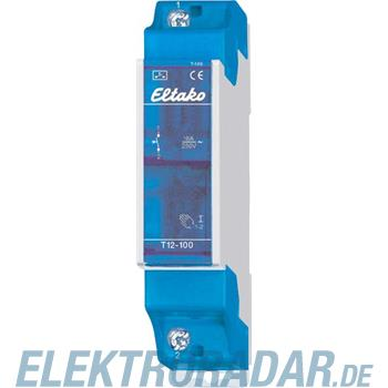 Eltako Taster, Kalottenfarbe: bla T12-100-16A-blau