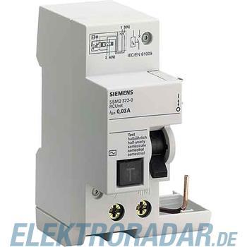 Siemens FI-Block für Leitungsschut 5SM2121-6