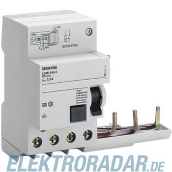 Siemens FI-Block für Leitungsschut 5SM2745-6