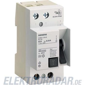 Siemens FI-Schutzsch. Typ A PSE/SS 5SM3416-8