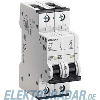 Siemens Leitungsschutzsch. 230V 10 5SY4525-7