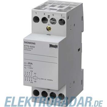 Siemens INSTA Schütz mit 4 Öffnern 5TT5833-2
