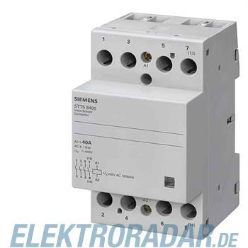 Siemens INSTA Schütz mit 4 Öffnern 5TT5843-2