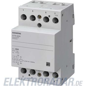 Siemens INSTA Schütz mit 2 Schließ 5TT5852-0
