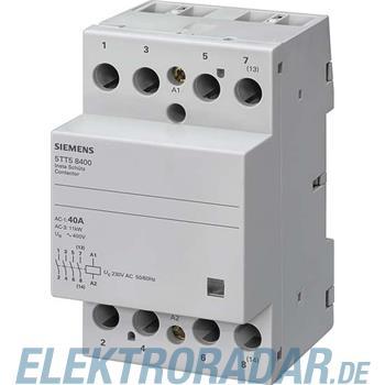 Siemens INSTA Schütz mit 4 Öffnern 5TT5853-2