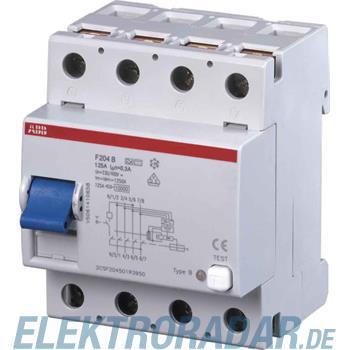 ABB Stotz S&J FI-Schalter F204B-125/0,5L
