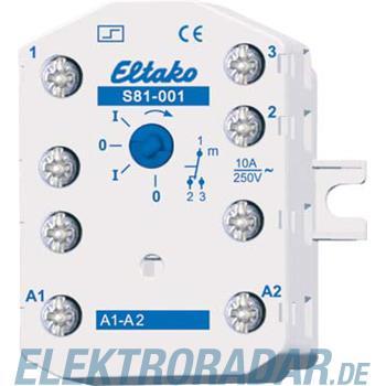 Eltako Stromstossschalter S81-001-12V DC