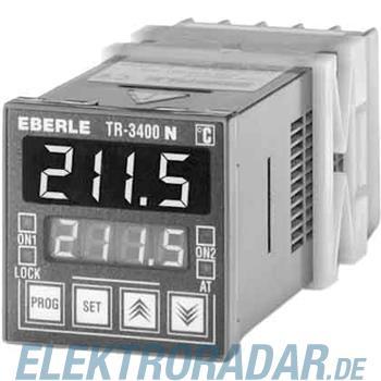 Eberle Controls Fronttafeleinbauregler TR 3400 N-00