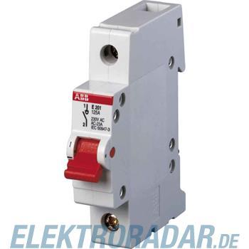 ABB Stotz S&J Hauptschalter E201/25R