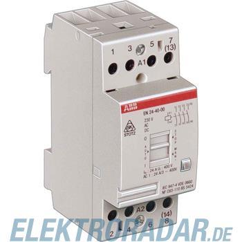 ABB Stotz S&J Installationsschütz EN24-40-24AC/DC
